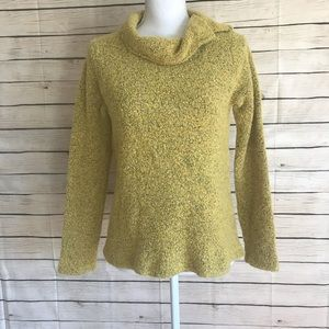 Eileen Fisher Merino Wool/Cashmere Blend Sweater